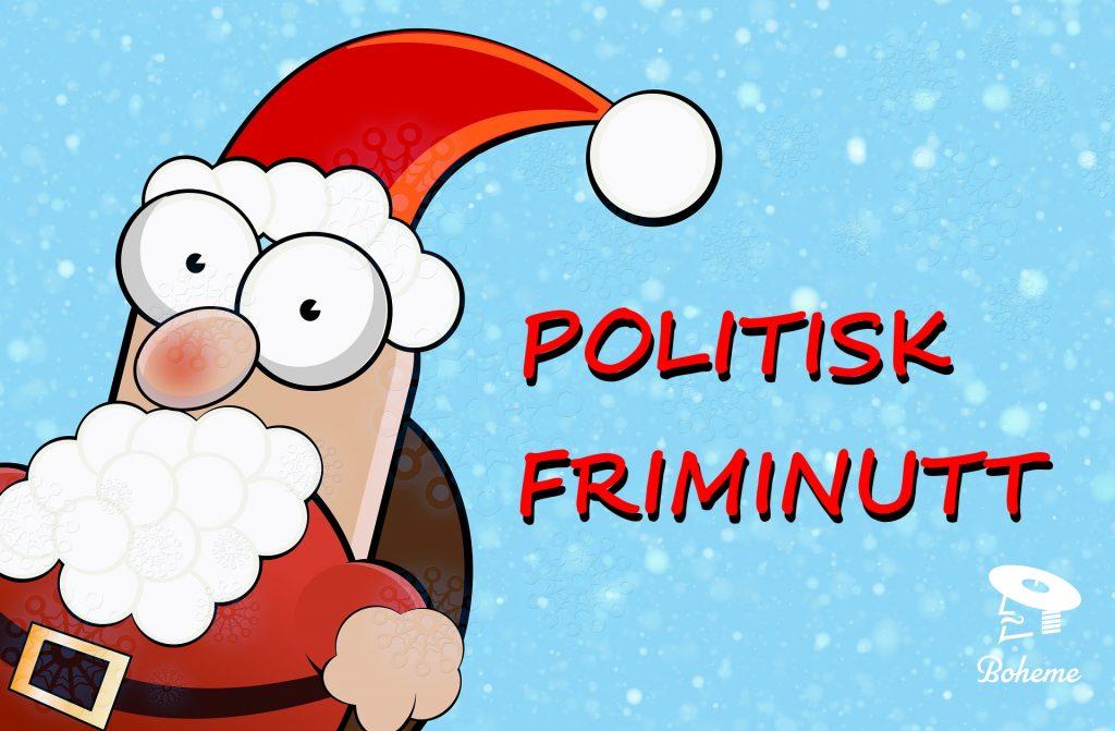 Bohmeme Radio Politisk Friminutt
